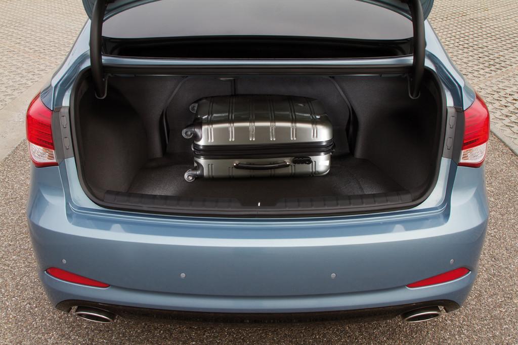 Hyundai i40: Auf den Kombi folgt nun das Stufenheck