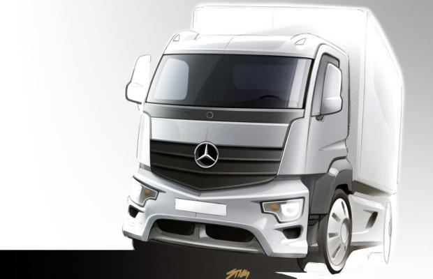 IAA Nutzfahrzeuge 2012: Mercedes-Benz präsentiert den Antos