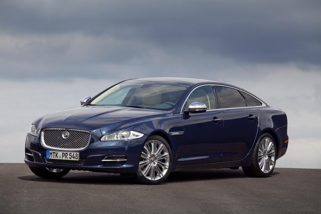Jaguar XJ Diamond Edition und Range Rover Westminster zum Thronjubiläum