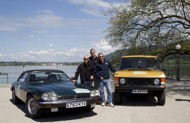 Jaguar und Land Rover starten bei