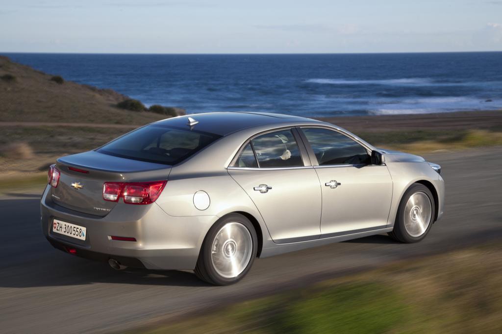 Kaum eine Marke in Europa wächst so schnell wie Chevrolet
