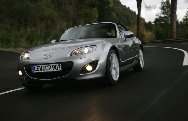 Kleiner Roadster - Mazda kooperiert mit Alfa Romeo
