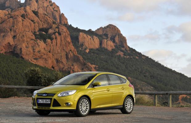 Knapp ein Viertel aller Ford Focus mit 1,0-Liter-Ecoboost-Motor