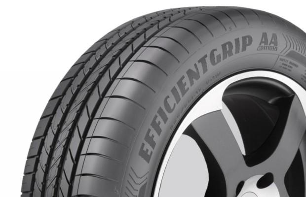 Konzeptreifen von Dunlop und Goodyear - Mit Doppel-A überzeugen