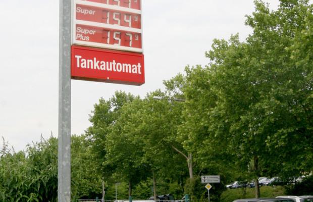 Kraftstoffpreise: Deutschland liegt im Mittelfeld