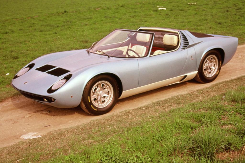 Lamborghini Miura Spider 1968
