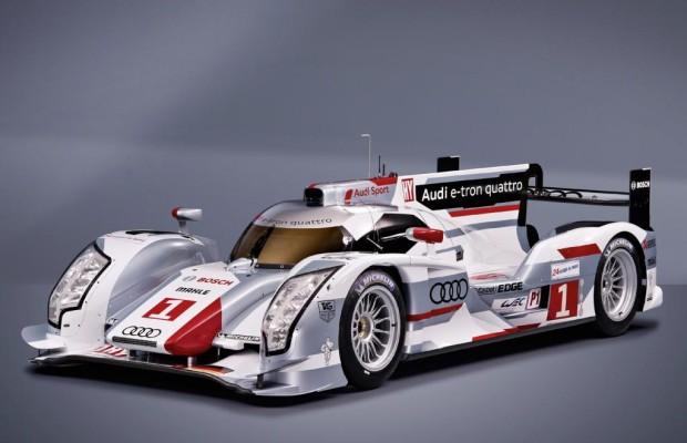 Le Mans: Audi schickt Hybrid-Sportwagen ins 24-Stunden-Rennen