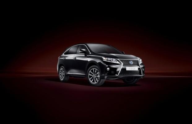 Lexus RX F-Sport - Mehr S im SUV