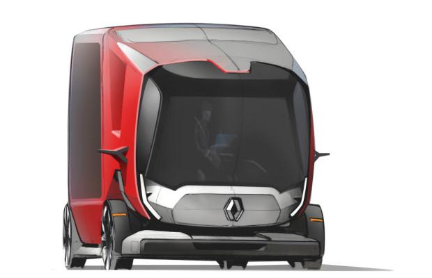 Lkw der Zukunft: Renault Connect