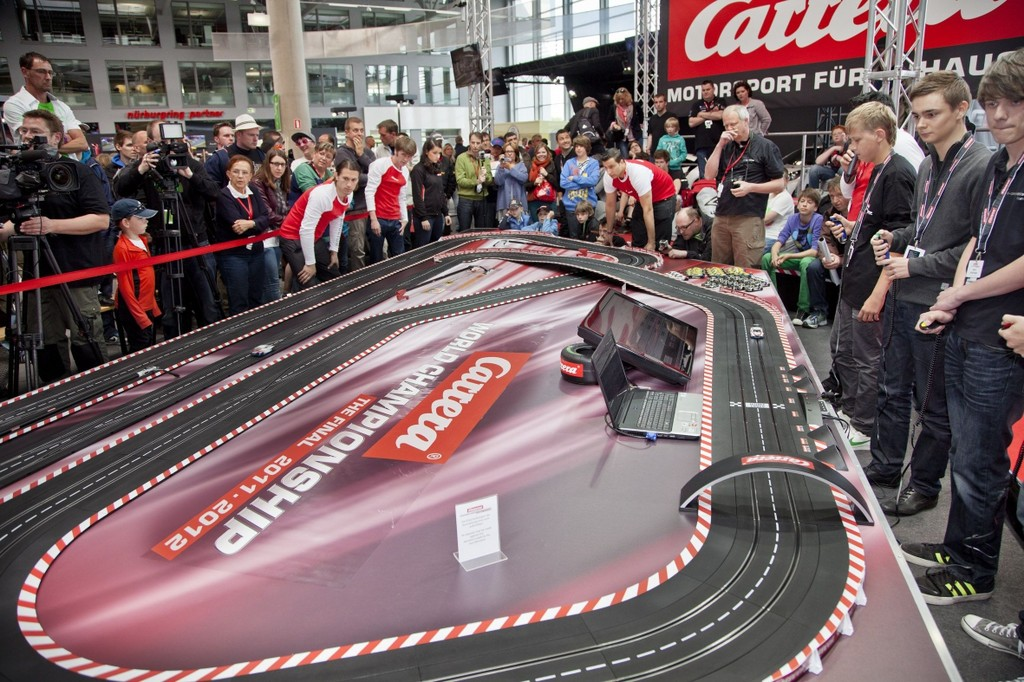 Manuel Radlinger ist Carrera-Weltmeister