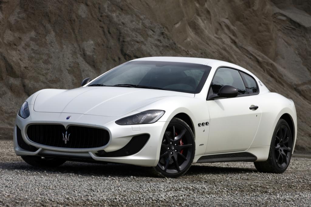 Maserati Gran Turismo Sport: 300 km/h mit der Familie