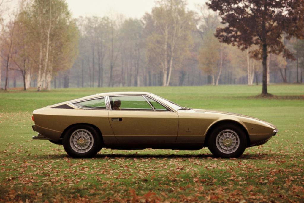 Maserati Khamsin 1972
