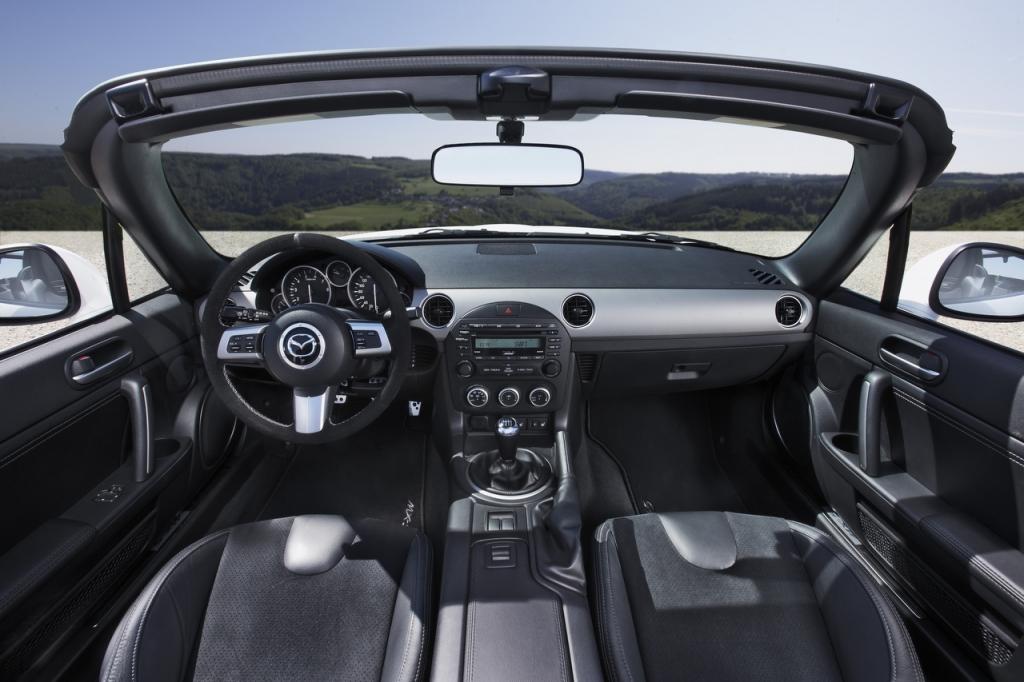 Mazda MX-5 Yusho - Freier Radikaler