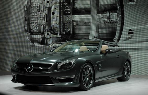 Mehr als nur Muskelspiel: Mercedes kündigt SL 65 AMG für September an