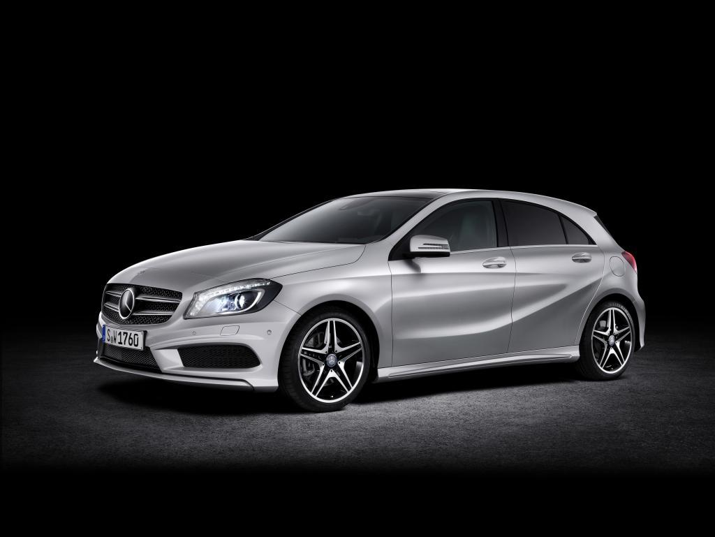 Mercedes A-Klasse - sportlich und effizient