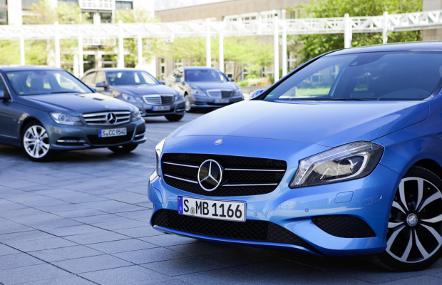 Mercedes-A-Klassen-Antriebe: Eine neue (Effizienz-)Generation