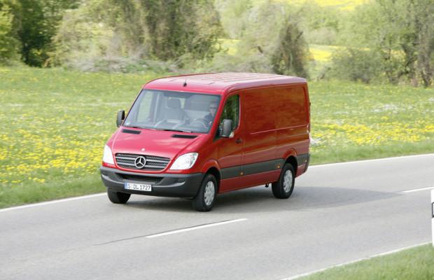 Mercedes-Benz Sprinter erhält
