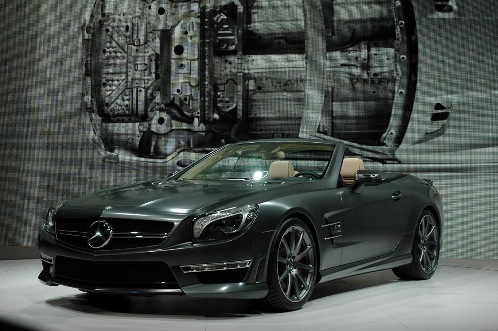 Mercedes-Jubiläumsmodell SL 65 AMG