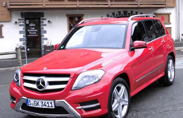Mercedes hat bei aufgefrischtem GLK auch versucht, das sportliche Profil zu schärfen