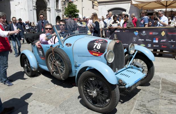 Mille Miglia: Das schönste Rennen der Welt