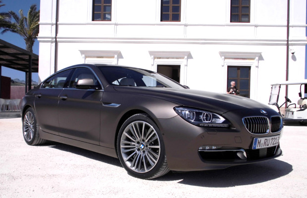 Mit stilvoller Luxusgröße: BMW lässt 6er Gran Coupé Anfang Juni starten