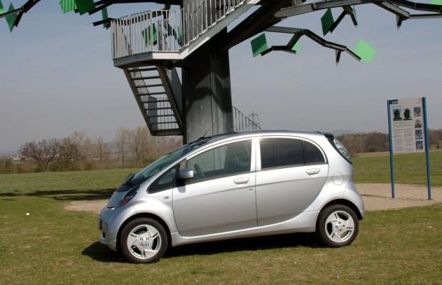 Mitsubishi i-MiEV mit vielen Neuerungen