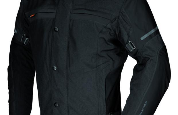 Neue Jacke von Ixs