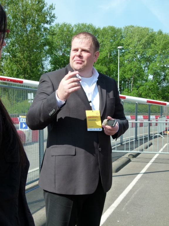 Norman Koch, Global Technical Director bei Shell