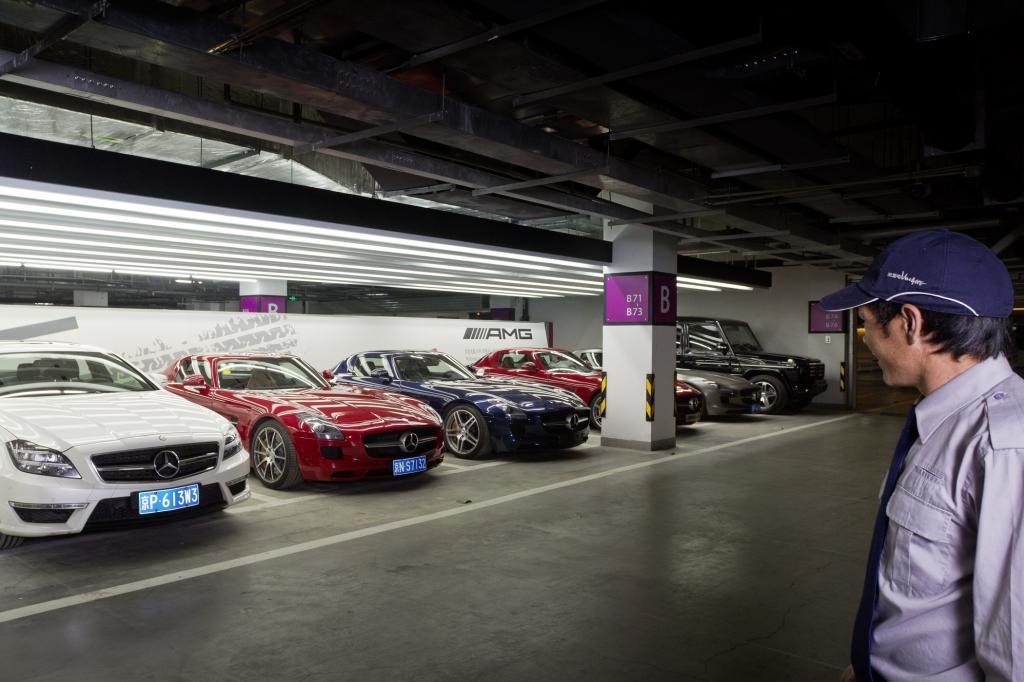 Obwohl AMG erstmals 2007 ein Auto in die Volksrepublik geliefert hat, ist China nach den USA und Deutschland bereits der drittwi