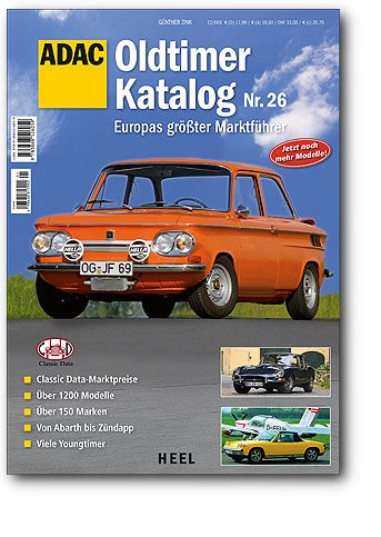 Oldtimer-Katalog Bild: Heel-Verlag