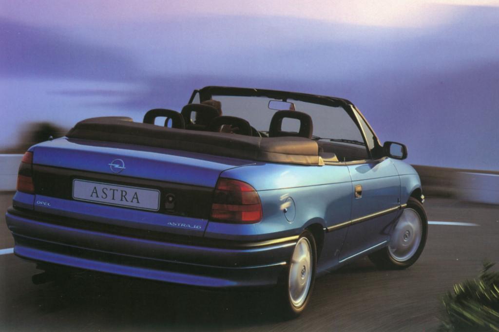 Opel Astra F Cabrio ab 1993