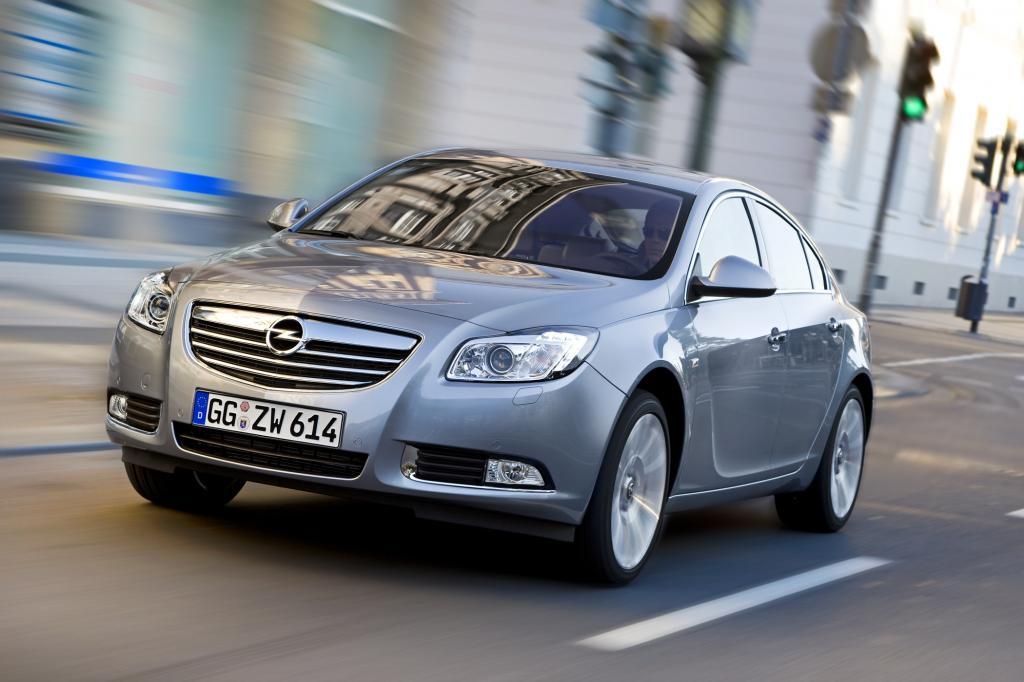 Opel CNG- und LPG-Modelle - Voll-Gas