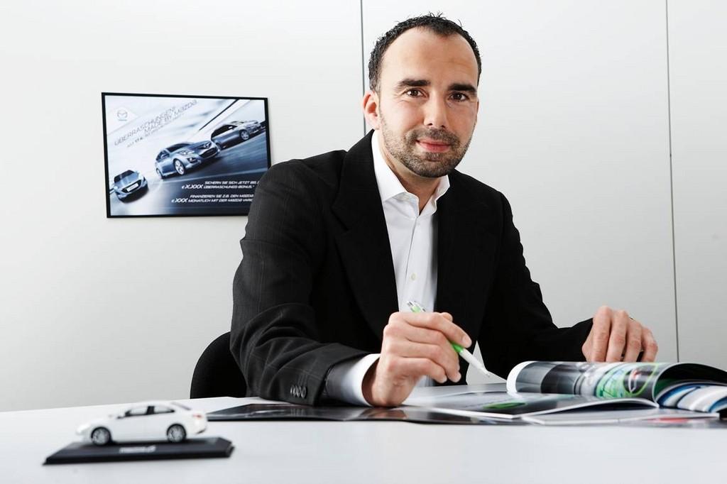Personelle Veränderungen im Mazda-Marketing
