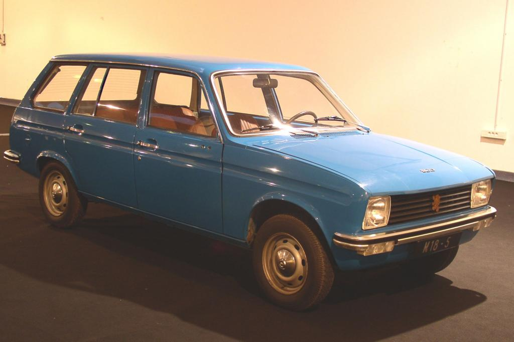 Peugeot 104 Break 1975