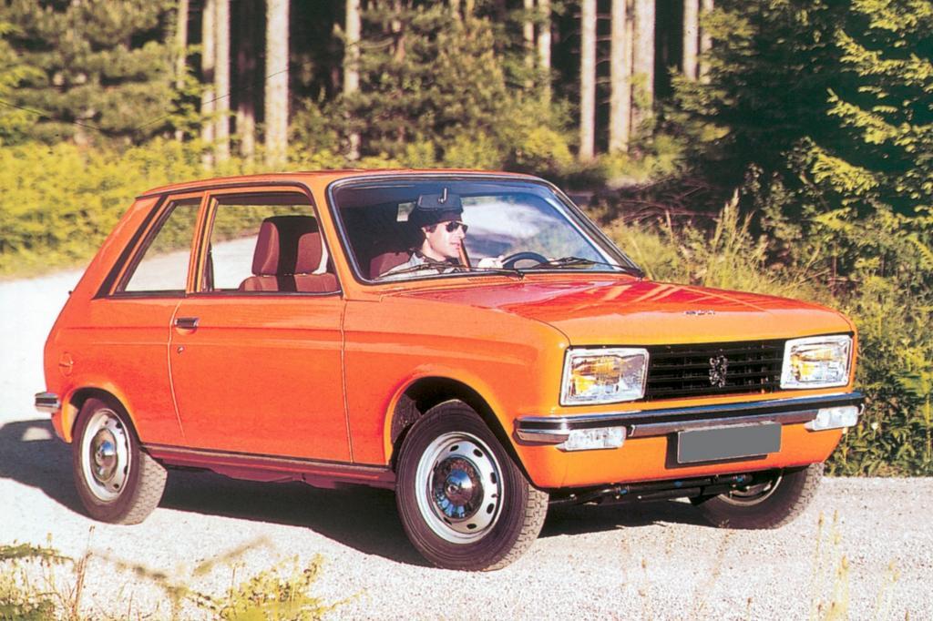 Peugeot 104 C Jahr 1975