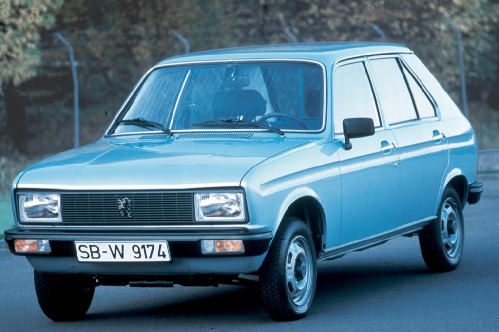 Peugeot 104 Jahr 1982