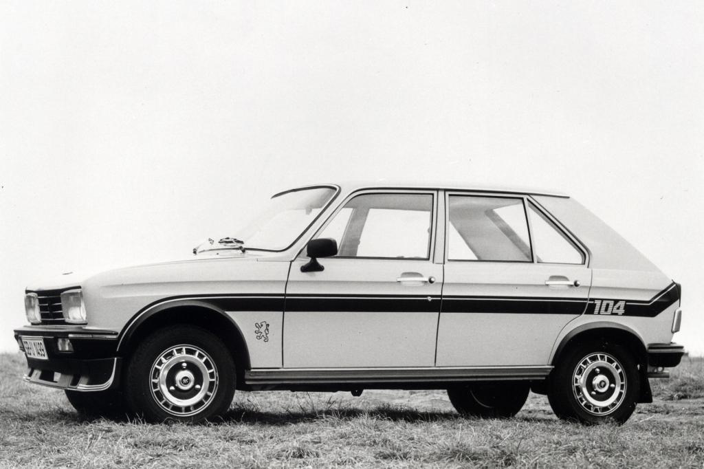 Peugeot 104 Plus 1981