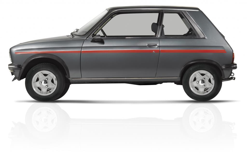 Peugeot 104 ZS ab 1977