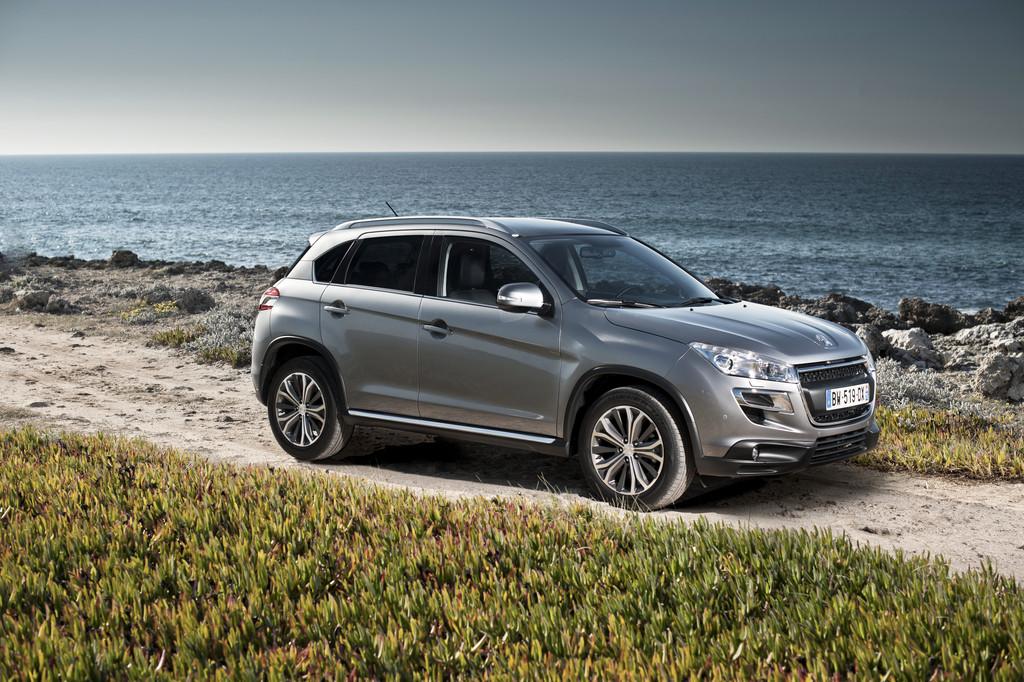 Peugeot 4008 ab sofort bestellbar