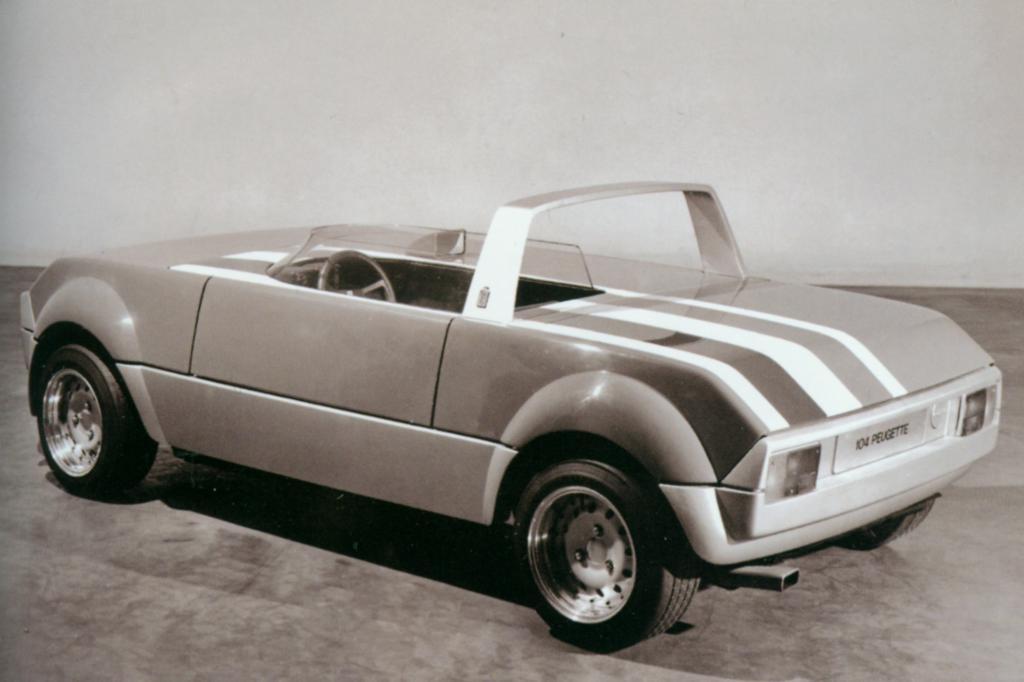 Peugeot Peugette 1976