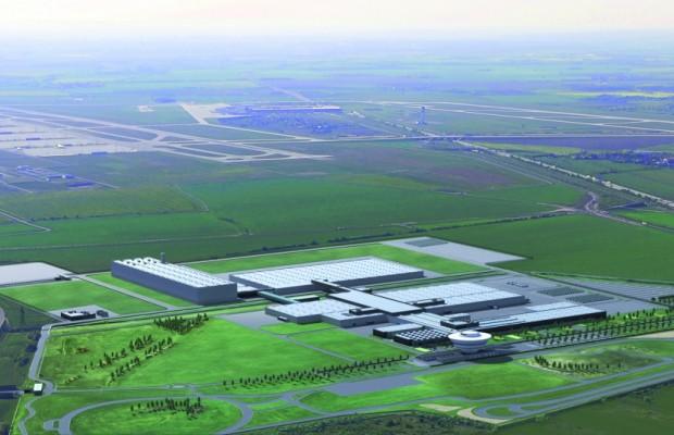 Porsche feiert 10 Jahre Produktion in Leipzig