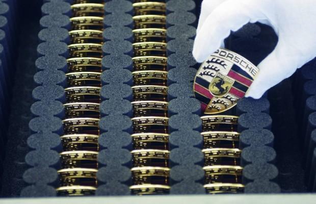 Porsche steigert Umsatz um 32,4 Prozent