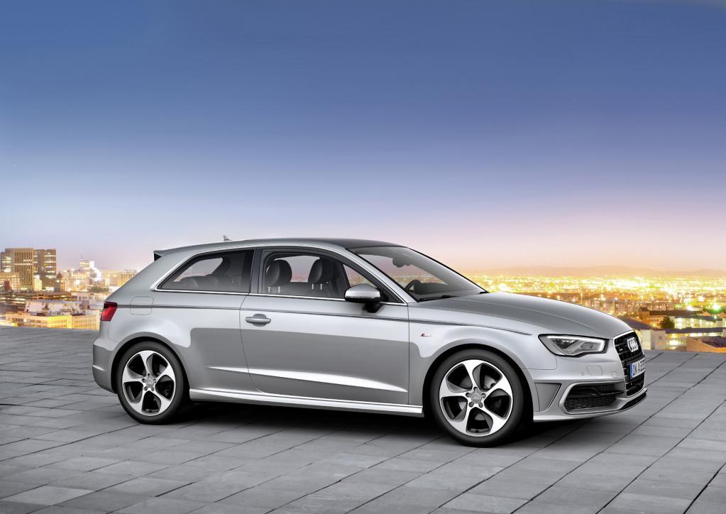 Premium-Kompaktwagen: Hightech für Verbrauchsreduzierung