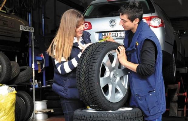 Reifenkauf immer öfter in Autowerkstätten