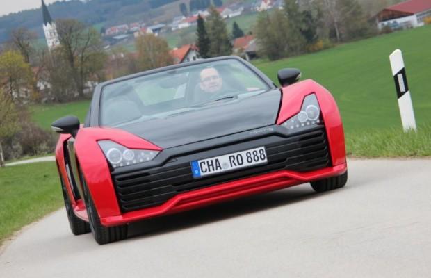 Roding Roadster - High-Tech aus dem Hinterland