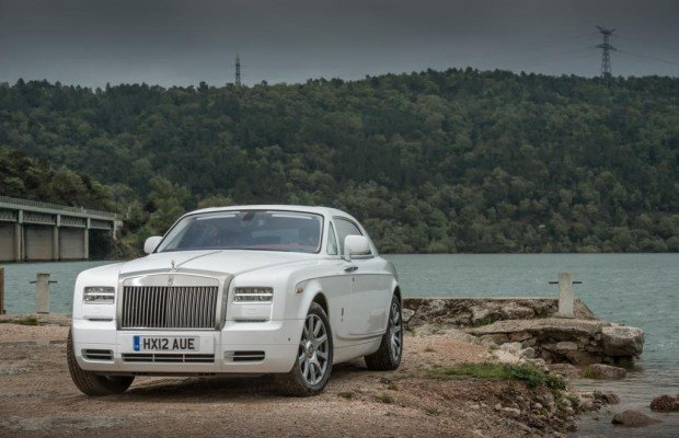 Rolls-Royce Phantom Coupe - Perfekt, perfekter, Phantom