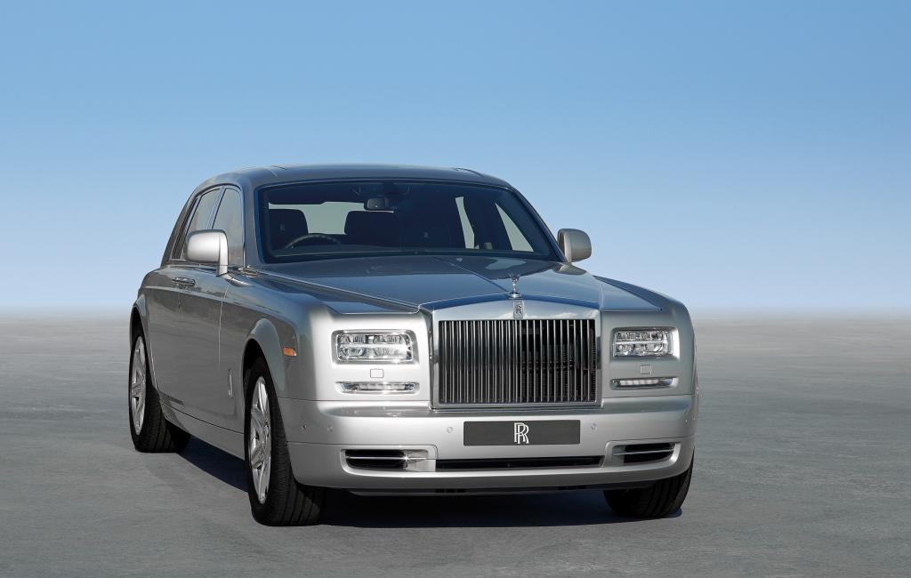 Rolls Royce Phantom Series II - Der Lockruf des Luxus