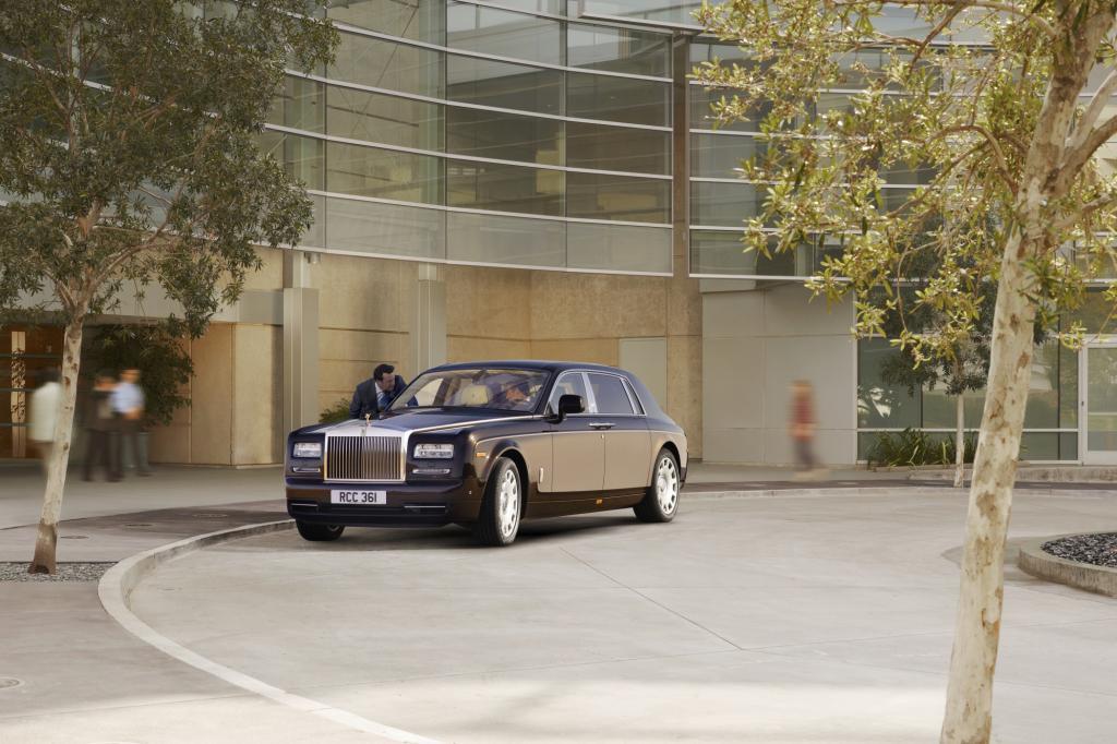 Rolls-Royce hat den Phantom überarbeitet