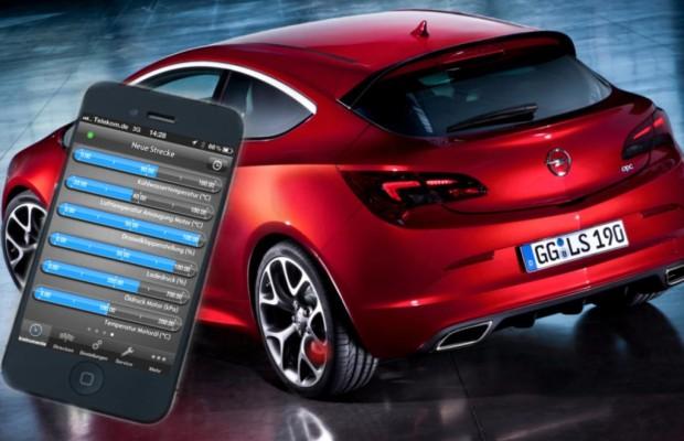 Schnell verbunden - Spezielle OPC-App debütiert im Astra