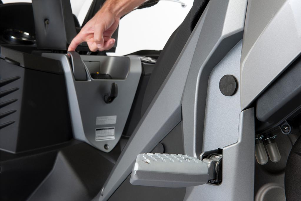 Scooter-Fahrbericht Kymco Myroad 700i ABS: Luxusliner auf zwei Rädern